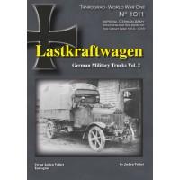 1011, Lastkraftwagen - German Military Trucks Vol.2