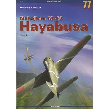 77, Nakajima Ki-43 Hayabusa Vol.1