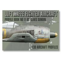 Luftwaffe Fighter Aircraft Profile Book No.11