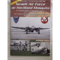 05,Israeli Air Force de Havilland Mosquito